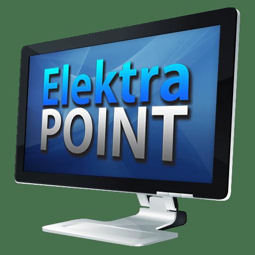 Elektra point ekran